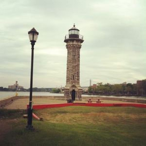 Lighthouse at Roosevelt Island