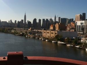 Beautiful city views!