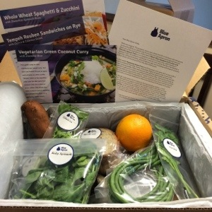 Blue Apron unveiled